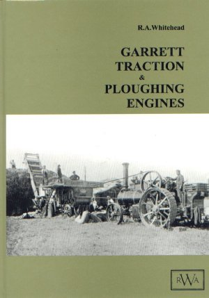 Garrett Traction & Ploughing Engines