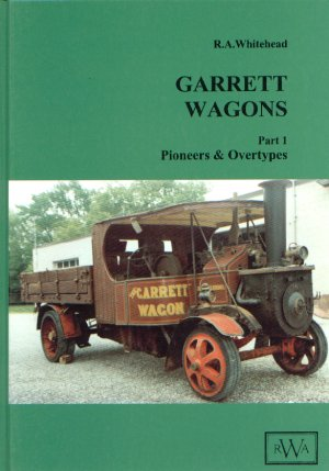 Garrett Wagons Part 1.